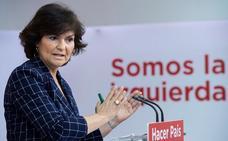 La cordobesa Carmen Calvo vuelve a ser ministra