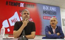 Los sindicatos se manifestarán el 16 de junio pese al cambio de Gobierno