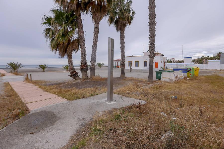 Un plan especial de 100.000 euros limpiará y mejorará las playas de Motril