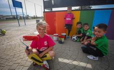 Colores arcoíris para desterrar tabúes del fútbol