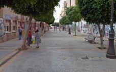 El Ayuntamiento mejorará los accesos al Conservatorio de Música de Almería