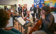 El Centro Cultural Manuel de Falla prepara los actos de su 40 aniversario