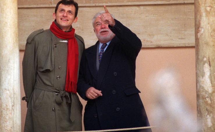Visitas de Pedro Duque, ministro de Ciencia, a Granada