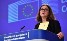Bruselas da luz verde a la imposición de aranceles a EE UU a partir de julio