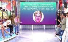 «La inseguridad de Chelo roza la enfermedad», el público arremete contra la última de Sálvame