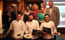 El chef de un nuevo restaurante de Salobreña gana el concurso gastronómico del Club Náutico