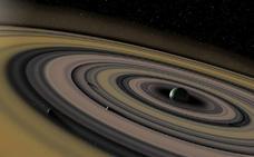 La explicación a las supuestas auroras de Saturno