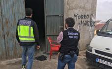 Veinte detenidos en una operación antidroga en La Carolina y Segura de la Sierra