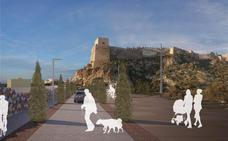 Almería se dispone a revolucionar todo lo que rodea a sus dos cerros monumentales