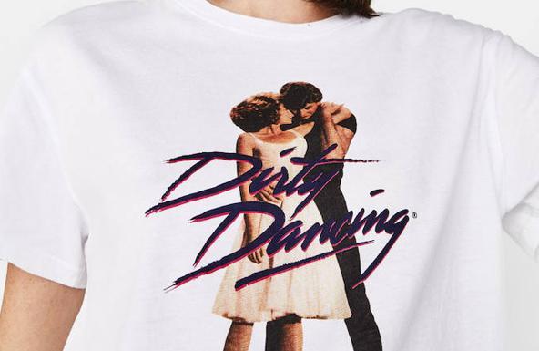 0836198be De Grease a Dirty Dancing: las camisetas de Stradivarius y Bershka ...
