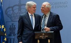 Borrell: la nueva diplomacia se centra en el soberanismo y la UE