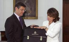 Dolores Delgado, de ser una fiscal de «trinchera» a ser una ministra «de trinchera»