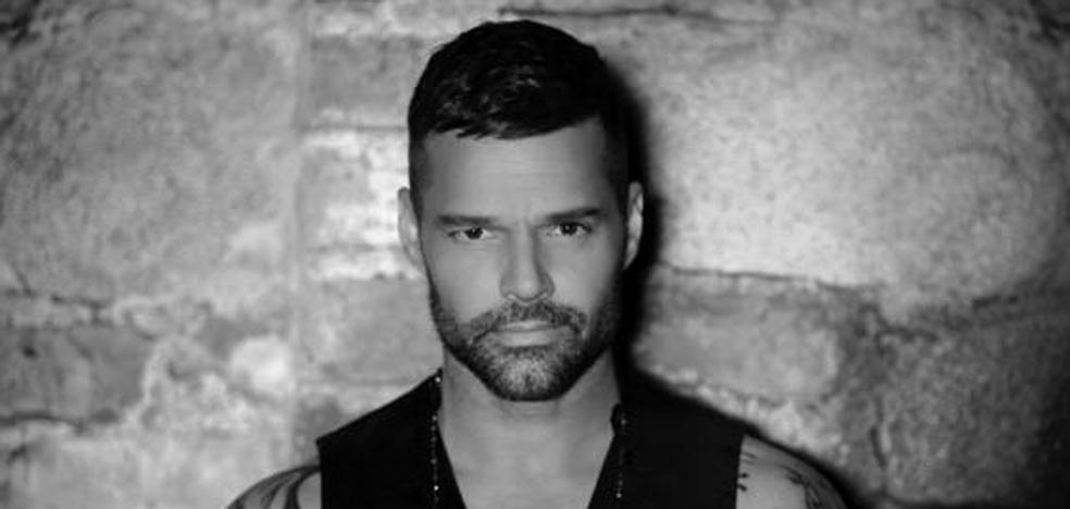 Ricky Martin actuará el 23 de agosto en Almería