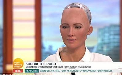 La robot 'humana' más avanzada del planeta está en España