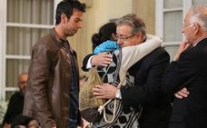 Zoido se despide recordando a Gabriel: «Jamás olvidaré la lección que me dieron Ángel y Patricia»