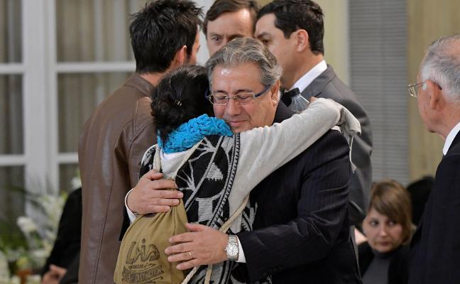 Zoido se despide de Interior recordando a Gabriel y la lección dada por sus padres