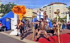 Linares rememora su pasado en las Fiestas Ibero Romanas