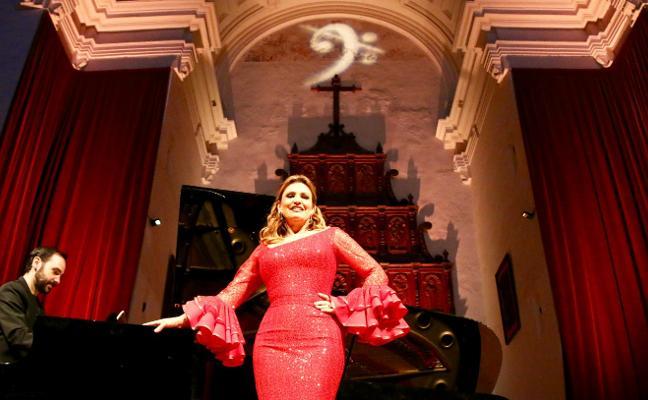 Los versos de Federico García Lorca en la voz de la soprano Ainhoa Arteta