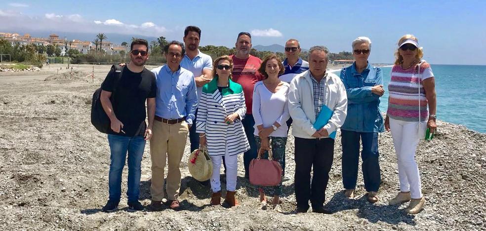 Playa Granada reactiva su asociación vecinal con el reto de lograr los espigones y más servicios