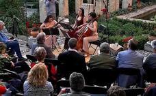 Emotivo y cálido concierto de música renacentista en el Aljibe del Rey