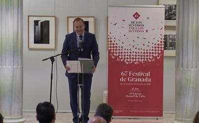El presidente de Covirán es el nuevo presidente del Círculo de Mecenazgo del Festival de Granada