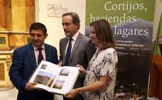 Un libro recopila más de 1.330 edificios de la arquitectura agraria de Jaén