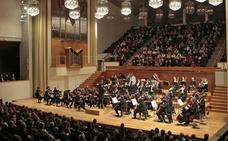 Sorteamos entradas dobles para el concierto de la OCG en el Manuel de Falla