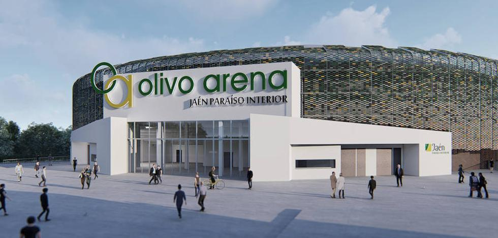 El Olivo Arena tendrá cabida para más de 6.500 personas