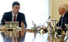 Pedro Sánchez insta a sus ministros a «garantizar la estabilidad presupuestaria»