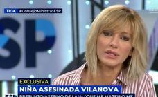 Susanna Griso toma su decisión más dura en pleno directo de 'Espejo Público'