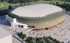 El Olivo Arena y sus 6.589 asientos