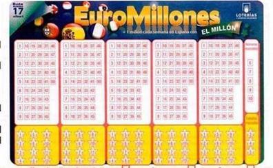 'Bombazo' del Euromillones en España: 17 millones de premio para un acertante
