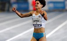 María Pérez consigue la mejor marca mundial del año en Huelva