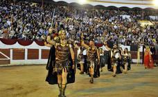 Duelo de gladiadores en la plaza de toros