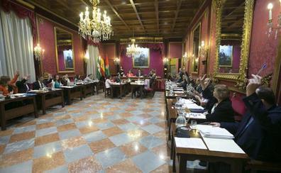 El curso en el Ayuntamiento de Granada acaba sin notables ni sobresalientes