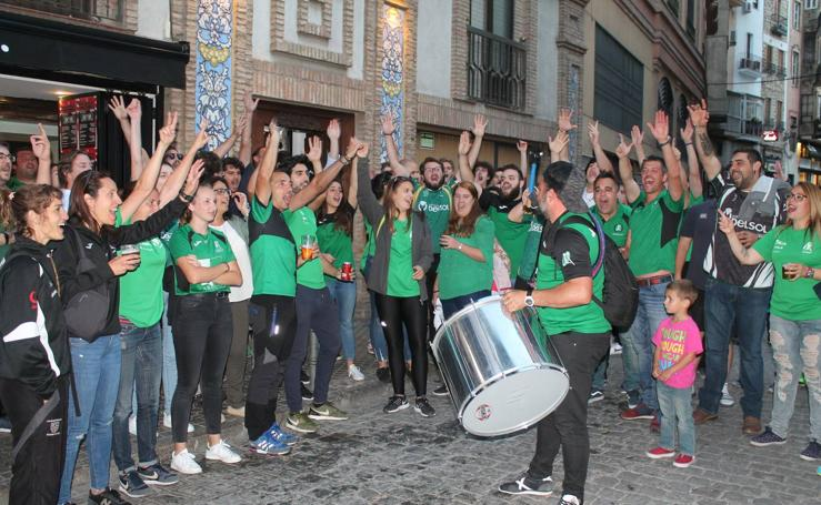 Jaén disfruta a lo grande de la feria chica