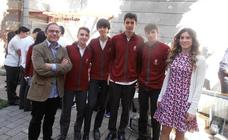 Cuatro alumnos de Secundaria de Granada viajarán a Silicon Valley tras ganar un premio sobre 'huella electrónica'