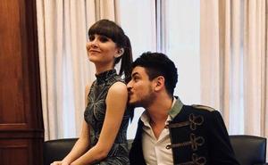 Cepeda de OT estalla contra los rumores sobre su relación con Aitana
