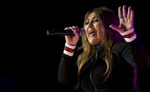 El «bochornoso» espectáculo de Amaia Montero en su gira