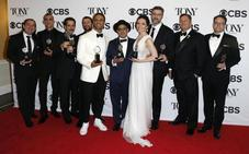 'The Band's Visit' se impone a los musicales más comerciales en los premios Tony