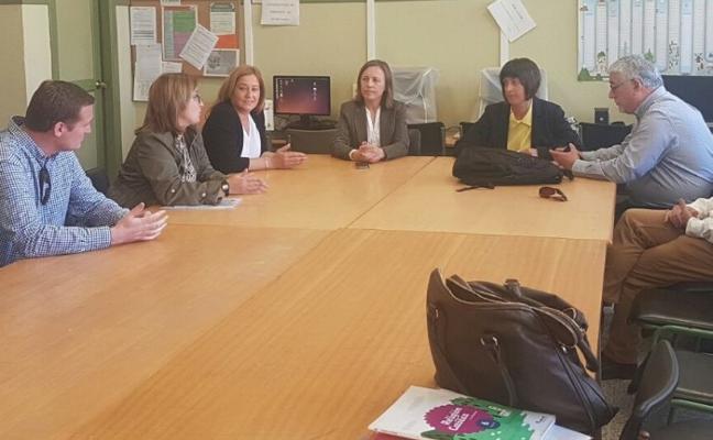 Educación va a invertir 410.000 euros en ampliar el colegio Andalucía de San Isidro