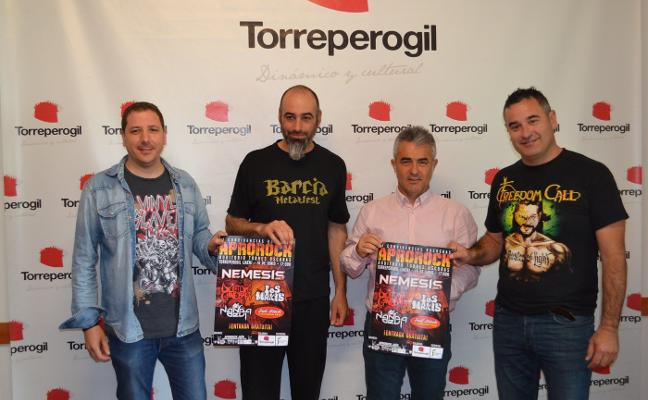 Aprorock elige Torreperogil para su convivencia rockera