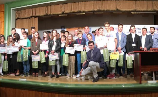 Talento e innovación jóvenes en los premios 'Ciudad de Martos'