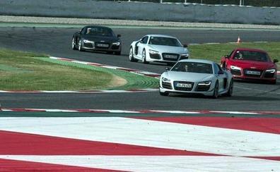 Los cursos de conducción Audi, ahora sobre asfalto