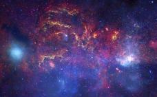 Observan más objetos misteriosos en nuestro gran agujero negro