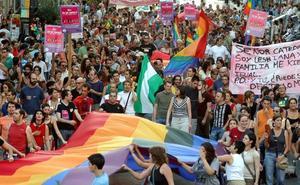 El Ayuntamiento retoma la marcha por el orgullo LGTBI en las calles de Granada
