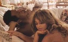 Revelan las fotos íntimas de Beyoncé y Jay Z