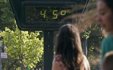 Los meteorólogos avisan de la enorme subida de grados en poco tiempo