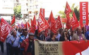 El 40% de los trabajadores de Jaén no llega a los 327 euros al mes
