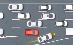 Lo que debes hacer si te acosan en la carretera: multa de 500 euros al conductor